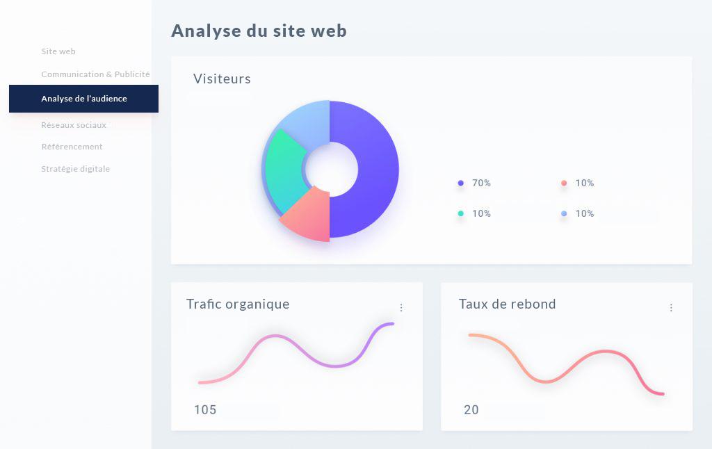 analyse site web
